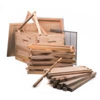 Jungimker Starterpaket - mit Holzbeute